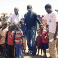 50 Cent Tours Somalian Refugee Camp With The United Nations