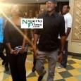 Photos: Tuface Idibia Steps Out With Fianceé