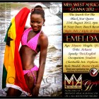 Miss West Africa Ghana 2012 - Emelda
