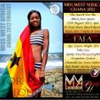 Miss West Africa Ghana 2012 - Fafa