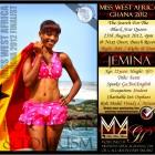 Miss West Africa Ghana 2012 - Jemina