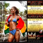 Miss West Africa Ghana 2012 - Mawuena