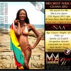 Miss West Africa Ghana 2012 - Naa
