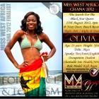 Miss West Africa Ghana 2012 - Olivia