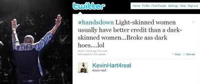 Kevin Hart twitter