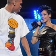Rihanna & Chris Brown In Ivory Coast