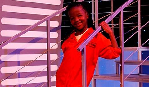 Video: Botlhale Boikanyo SA Got Talent 2012 winner
