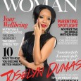 PHOTO: Joselyn Dumas On New African Woman Magazine Cover