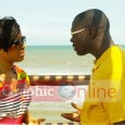 Kufuor's Son In A Scene With Joselyn Dumas