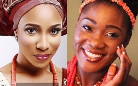 You are not better than Mercy Johnson; Nonso Diobi jabs Tonto Dikeh
