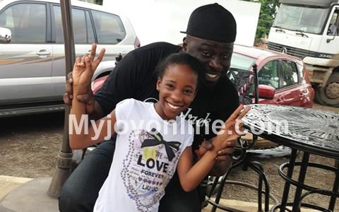 DJ Black thrills at Prez of Equatorial Guinea's granddaughter's party