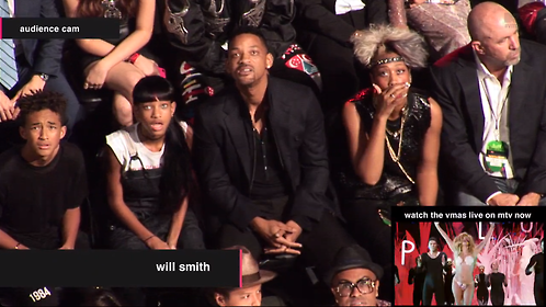 will-smith-miley-reaction
