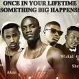 Big Sean & Akon Live Ghana Alongside Sarkodie, Shatta Wale, Samini & Wizkid on Nov 23rd