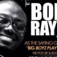 The Bola Ray Story Party On 8th November @ Django Bar