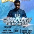 """Sarkodie To Launch """"Sarkology"""" With Concert At Accra Sports Stadium, December 21"""