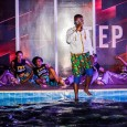 Okyeame Kwame Walks On Water