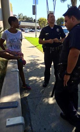 prostitute police
