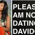 I'm Not Dating Davido – Ghanaian Beauty Queen