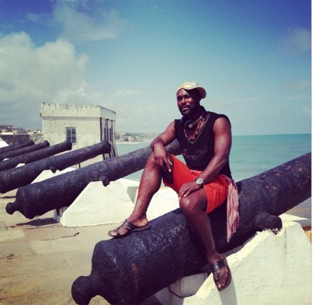 jimmy-jean-louis-at-cape-coast-castle