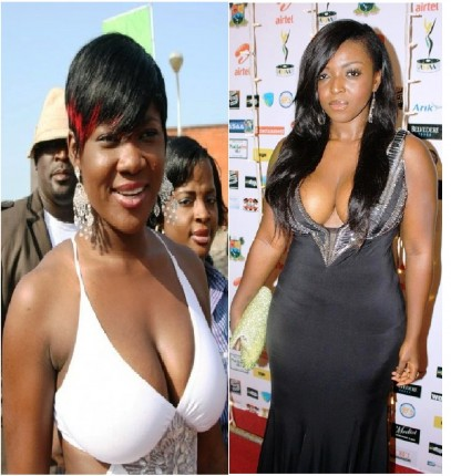 Yvonne Okoro Vrs Mercy Johnson