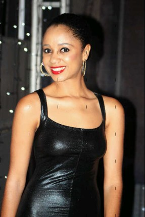Deborah Vanessa on Smirnoff party red carpet 3 (3)