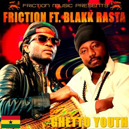 Artwork Friction ft. Blakk Rasta