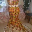 African Inspired Wedding Gowns and Themes
