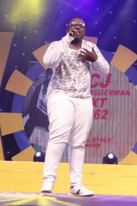 Cj performs at MTN Hitmaker (1)