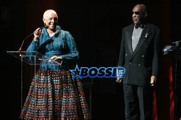 Camille Cosby and Bill Cosby Apollo Theater 75th anniversary gala at the Apollo theater - inside Featuring: Camille Cosby and Bill Cosby Where: New York City, New York, United States When: 08 Jun 2009 Credit: WENN