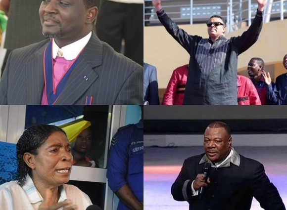some renowned Ghanaian Pastors