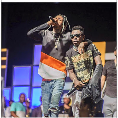 Alkaline and Shatta Wale