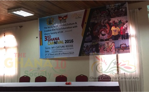 2016 Ghana Carnival launched