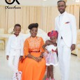 OKYEAME KWAME'S DAUGHTER OPENS A COMPANY AT 7 YEARS