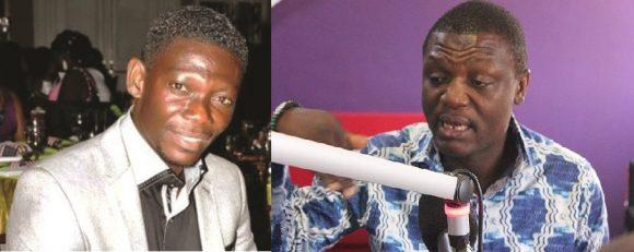 Agya Koo and Kofi Adams