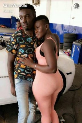 Criss Waddle and the 18 year old lady