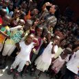 Hajia4Real visits underprivileged children