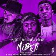 "Piesie teams up with Kofi Kinaata and Donzy on ""Mibeti"""