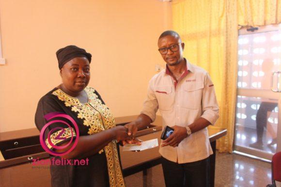 Deborah Annang Gyamenah & Bandex