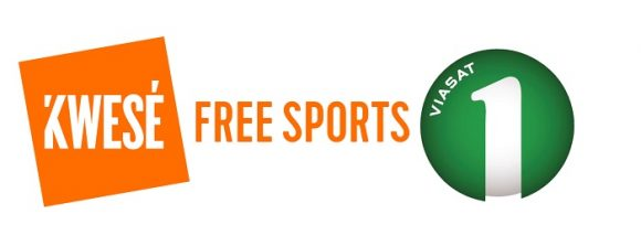 Kwesé Free Sports and Viasat 1
