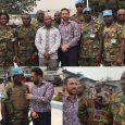 """Majid Michel share the """"Word Of God"""" to the Army in Congo"""