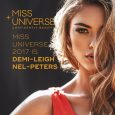 Demi-Leigh Nel-Peters Crowned Miss Universe 2017