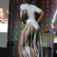 Ebony Performs On Stage Pantless  At 4syte Video Music Awards