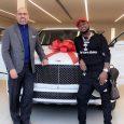 Davido picks up New Bentley in Atlanta