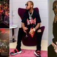 (Photos + video)Davido's 30 Billion Concert in UK, Wizkid wears a mask
