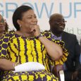 First Lady meet Patron of SOS Children's Villages Ghana