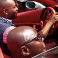 PHOTO: Check Out Chairman Wontumi's New Ferrari Convert