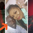 PHOTO: Afia Schwar Finally Exposes Mysterious Man She Was Caught In Bed With In Her Cheating Scandal
