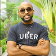 Banky W Becomes The First Brand Ambassador For Uber Nigeria.
