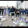 Ghanaian Player, Amartey pays last respect to His Boss Vichai
