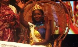 2010 Ghana's Most Beautiful queen